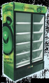 Холодильный шкаф-витрина LARGE