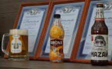 Сразу 3 напитка от «БОЧКАРЕЙ» получили дипломы конкурса «100 Лучших Товаров России».