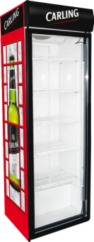 Холодильный шкаф-витрина DYNAMIC