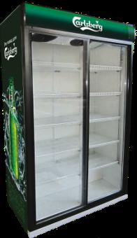 Холодильный шкаф-витрина EXTRA LARGE