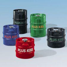 PLUS KEG и Junior PLUS KEG - премиум кеги Schaefer с полиуретановым покрытием