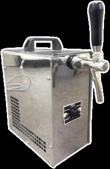 Мобильный комплект оборудования для розлива пива и напитков