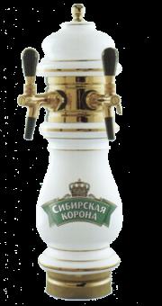 """Керамическая пивная колонна """"СИЛЬВА"""""""