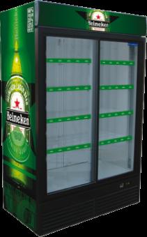 Холодильный шкаф-витрина SUPER LARGE